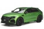 AUDI RSQ8-R ABT 2020 Java Green - GT Spirit Scale 1:18 (GT283)
