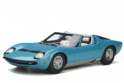 LAMBORGHINI Miura P400S Roadster 1968 - GT Spirit Scale 1:18 (GT324)