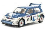 MG Metro R4 RAC Rally 1986 M. Wilson / N. Harris - Ixo Models Escala 1:18 (18RMC068A)