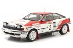 TOYOTA Celica GT-4 (ST165) 3rd Rally San Remo 1990 C. Sainz / L. Moya - Ixo Models Scale 1:18 (18RMC069A)