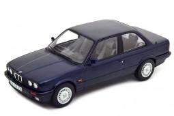 BMW 325i (E30) 1988 Blue Metallic - Norev Scale 1:18 (183201)