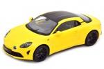 Renault ALPINE A110 Color Edition 2020 Yellow - Norev Escala 1:18 (185315)