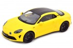 Renault ALPINE A110 Color Edition 2020 Yellow - Norev Scale 1:18 (185315)