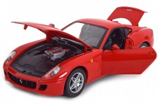 FERRARI 599 GTB Fiorano 2006 - Hot Wheels  Scale 1:18 (P4398)