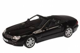 MERCEDES Benz SL - 2001