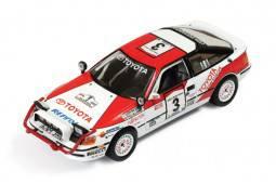 TOYOTA CELICA 4WD Nº3 B.Waldegaard-F.Gallagher Winner SAFARI Rally 1990