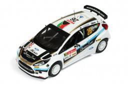 FORD FIESTA S2000 Nº26 B.Sousa-N.R.Da Silva 4th Vodafone Rally Portugal 2010