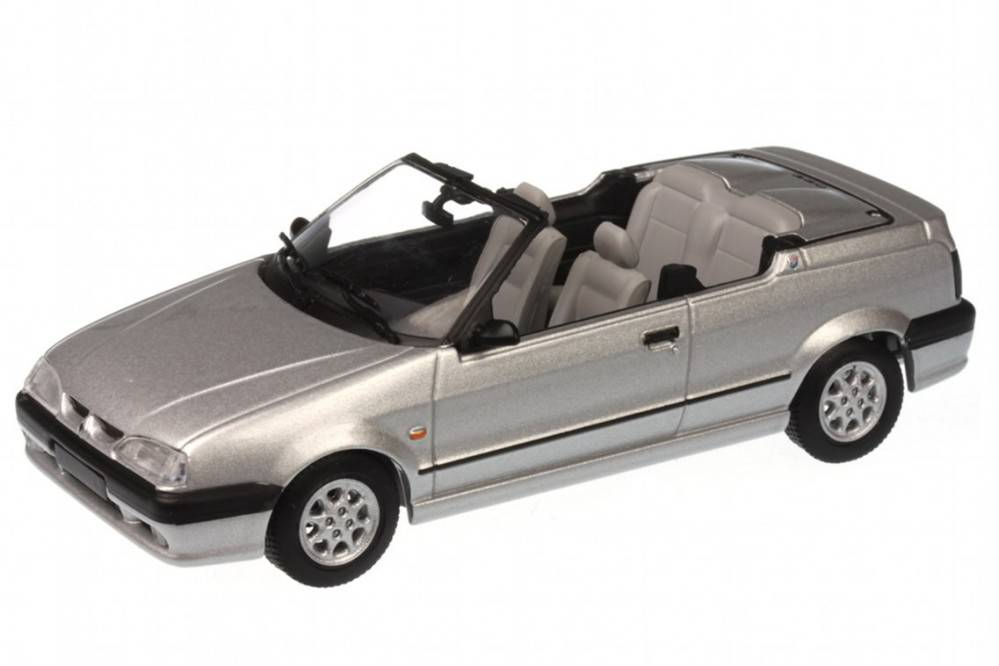 renault 19 cabriolet 1992 racing modelismo. Black Bedroom Furniture Sets. Home Design Ideas