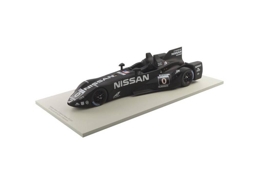 DELTAWING Nissan - No.0 Le Mans 2012 - Franchitti / Krumm / Motoyama - Spark Escala 1/18