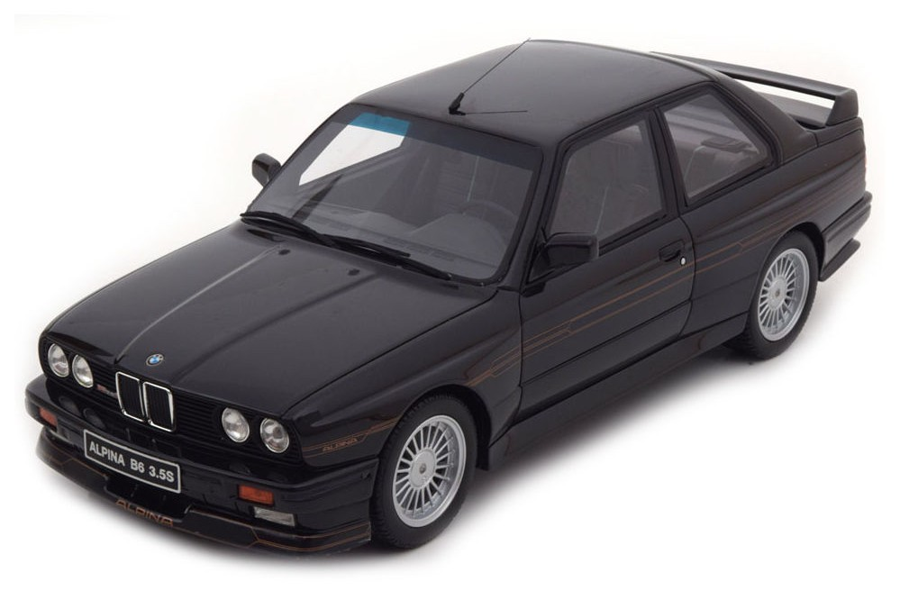 BMW E30 Alpina B6 3.5S 1988 - OttoMobile Escala 1:18 (OT632)